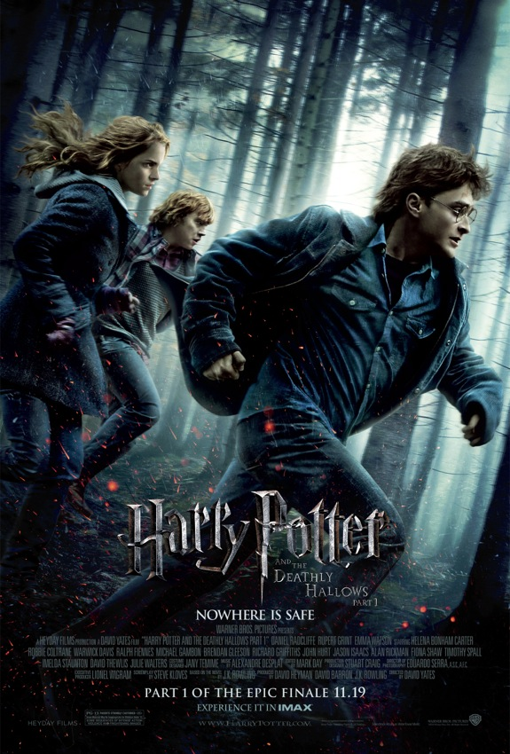 [Film VII] Harry Potter and the Deathly Hallows Part 1 Harry_22