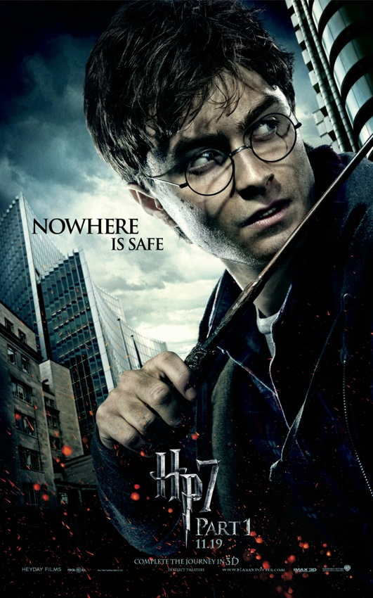 [Film VII] Harry Potter and the Deathly Hallows Part 1 Harry_23