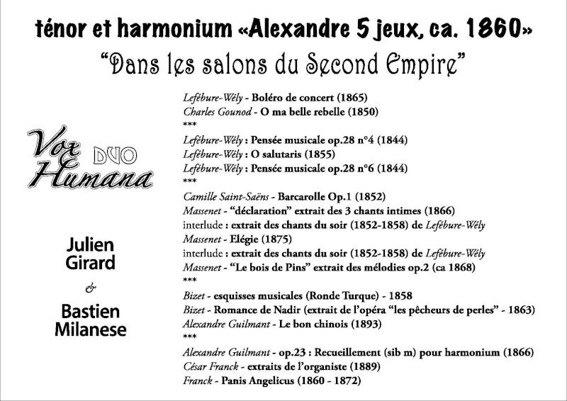 concert à Roquefixade (Ariège) Progra10