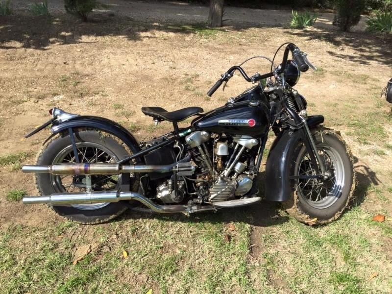 Les vieilles Harley....(ante 84) par Forum Passion-Harley - Page 5 12119110