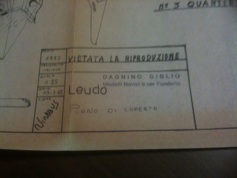 Leudo di Sestri Levante 410