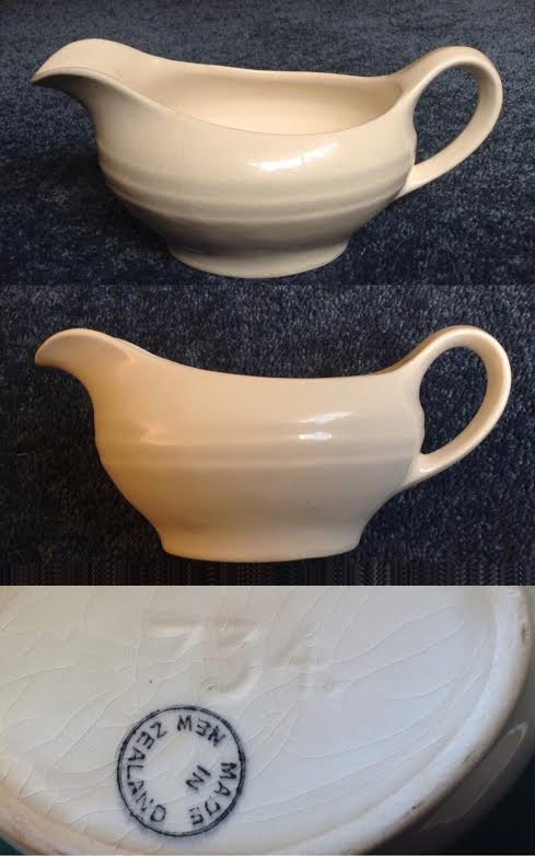 the original #734. gravy jug 73410