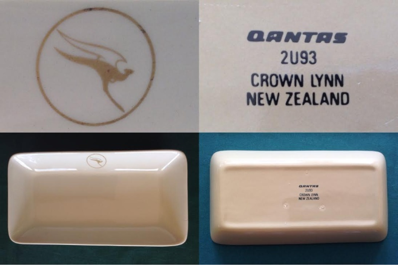 Qantas monogram and BACKSTAMP for GALLERY Qantas10