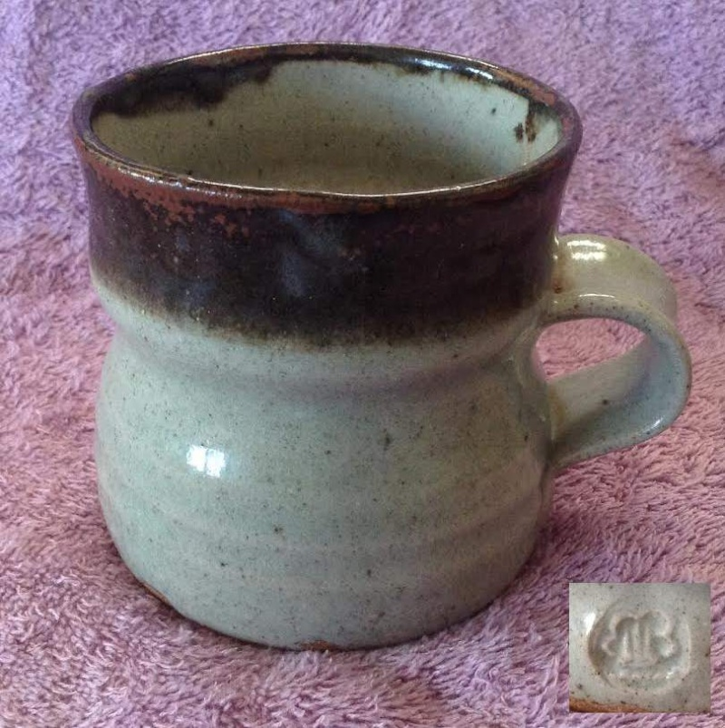 Bob Steiner handpotted: Teapot Steine10