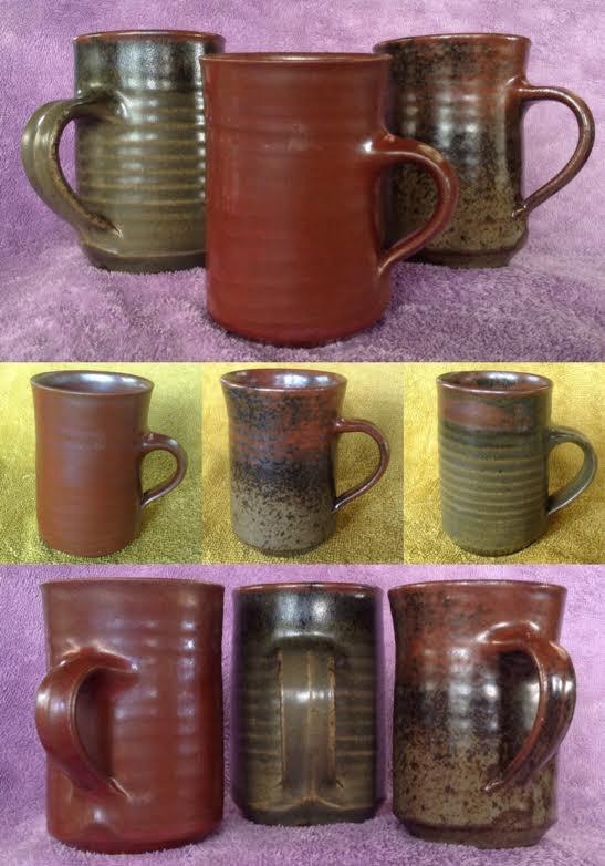 Waimea Pottery mugs Wpmugs10