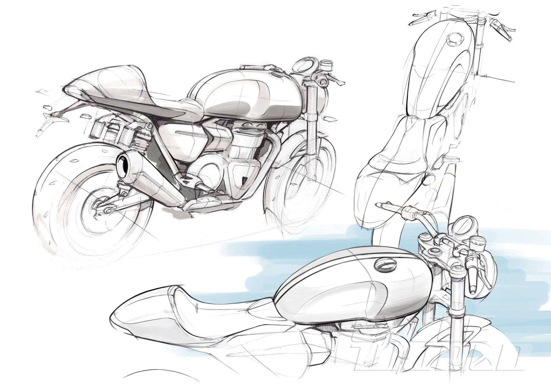 Triumph Thruxton et ThruxtonR  - Page 2 Image59
