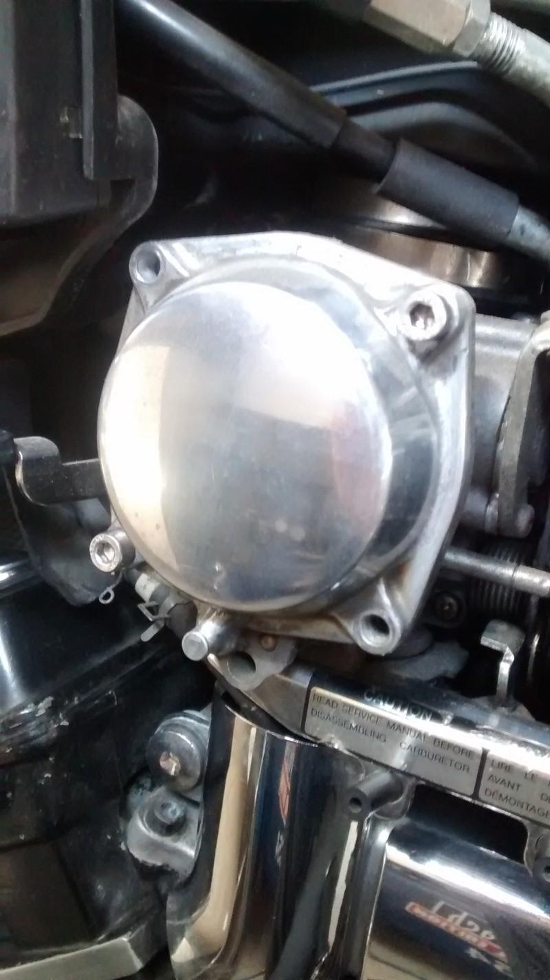 [tuto] changer ses membranes de carburateur 110