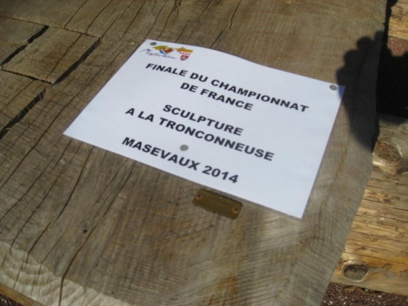 sculpture a la tronconneuse championnat de france 2014 Img_1214