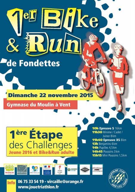1er Bike and Run de Fondettes-Dimanche 22 Novembre 2015. A10