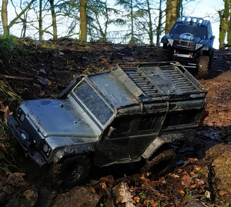 Sorties Crawler et Rc Scale tout terrain 4x4 à Nantes et Région Nantaise dept 44 Décembre 2019 Img_2115