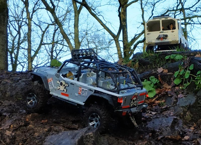 Sorties Crawler et Rc Scale tout terrain 4x4 à Nantes et Région Nantaise dept 44 Décembre 2019 Img_2118