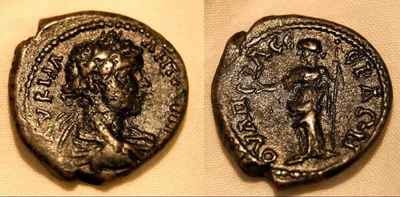 Deux assarions de Caracalla, Serdica 3c387410