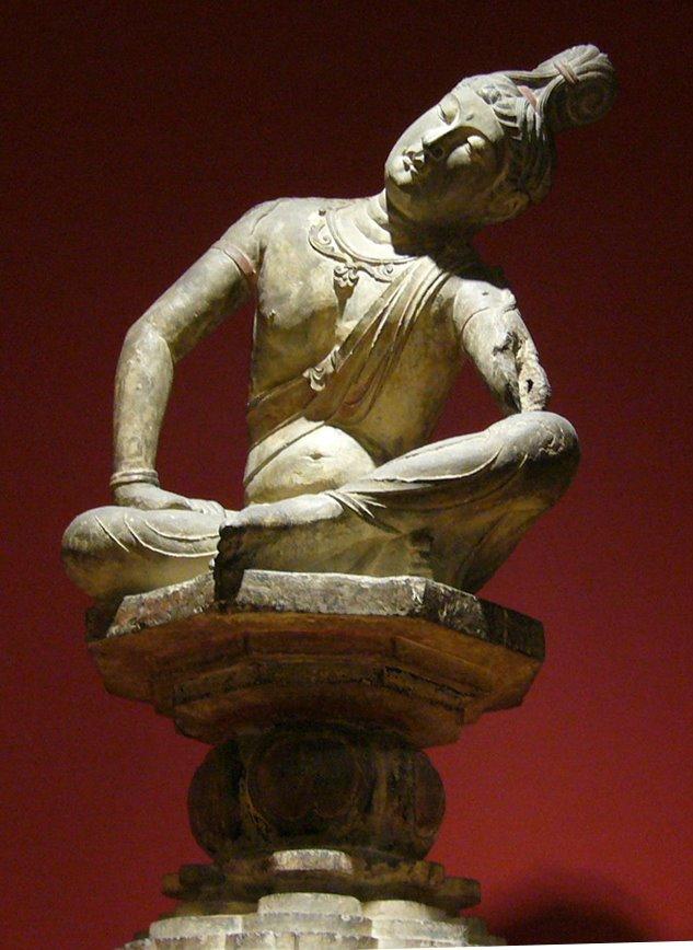Scultpure Buddha10