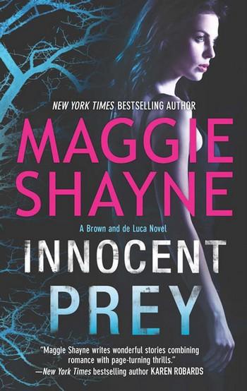 Rachel de Luca : T3 - L'empreinte du tueur de Maggie Shayne Innoce11
