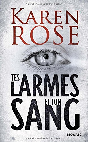 Série Don't tell: T4-Implacable vengeance de Karen Rose Tes_la11