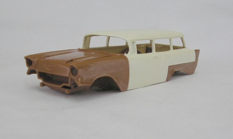 #7 : chevrolet 1957 150 station wagon 210
