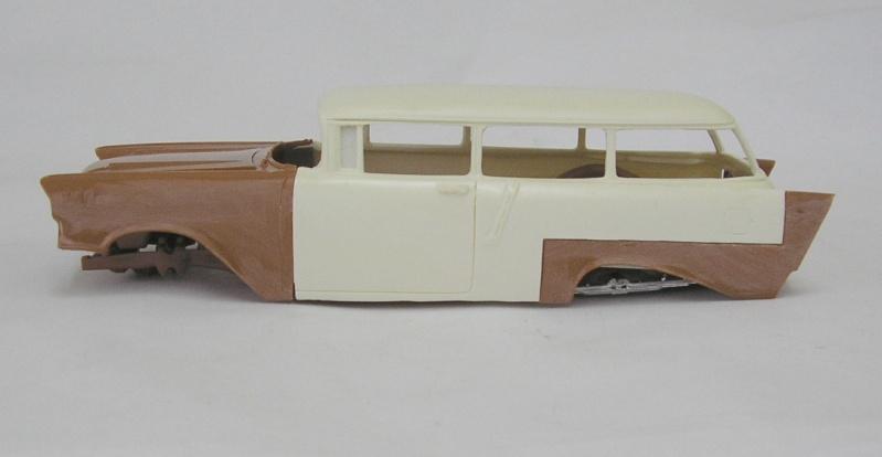 #7 : chevrolet 1957 150 station wagon 310
