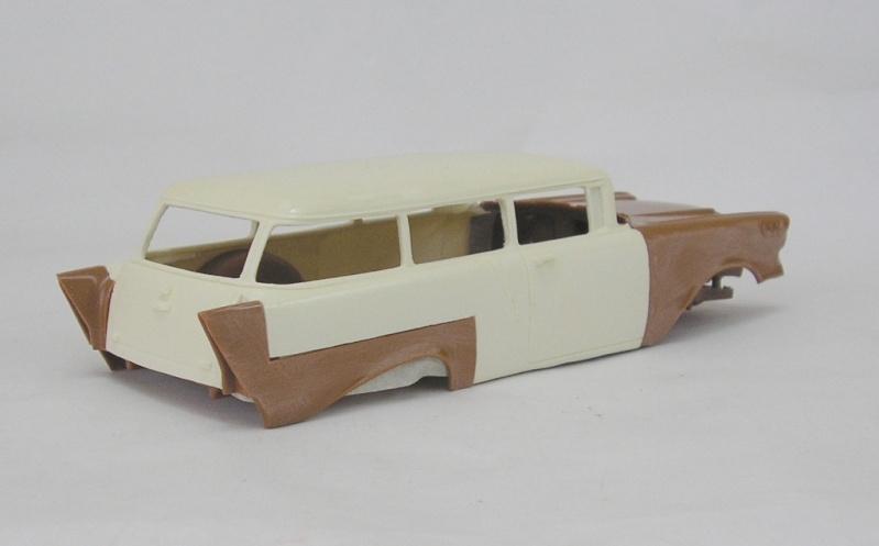 #7 : chevrolet 1957 150 station wagon 410