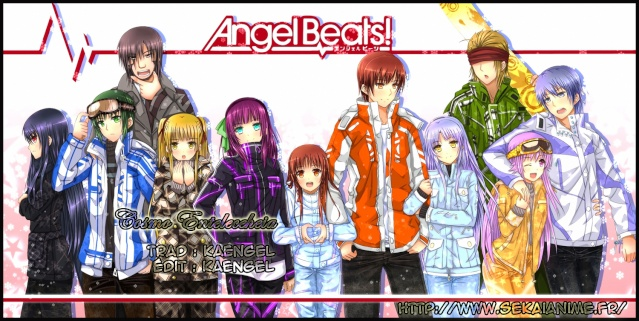 Angel Beats! 0011