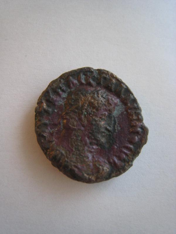 Gallien. Tetradrachme d'Alexandrie.  Aigle_10
