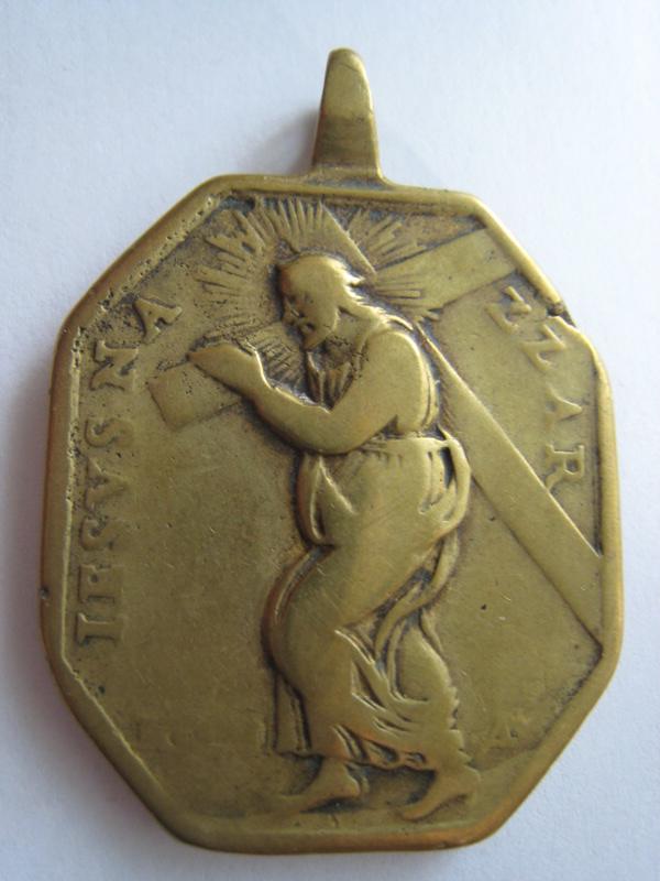 Médaille espagnole XVIIème / XVIIIème - ND-de-Bélen (Bethleem) Medail16