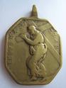 Médaille espagnole XVIIème / XVIIIème - ND-de-Bélen (Bethleem) Medail14