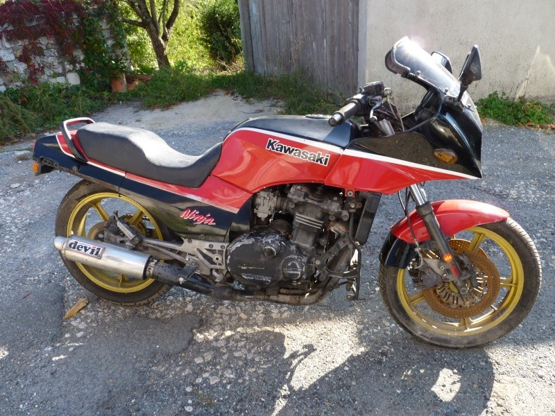 900 Ninja Jacadi / Moto Plaisir P1000310