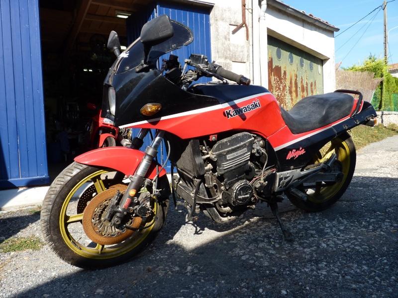 900 Ninja Jacadi / Moto Plaisir P1000311