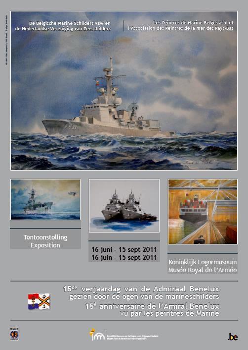 Les Amis de la Section Marine du Musée Royal de l'Armée - Page 7 Affich10