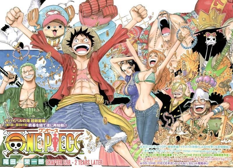 One Piece Kapitel 598 - 2 Jahre später - Seite 28 00414