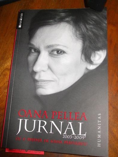 """[Livres] """"Jurnal 2003-2009"""" par Oana Pellea 15849410"""