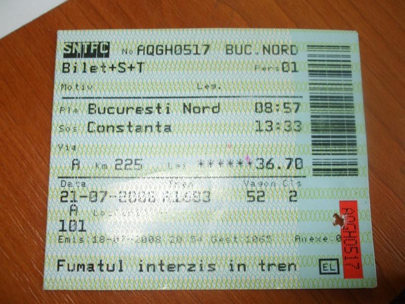 billets de RATB,   abonamemts-métro en Roumanie -des infos Billet10