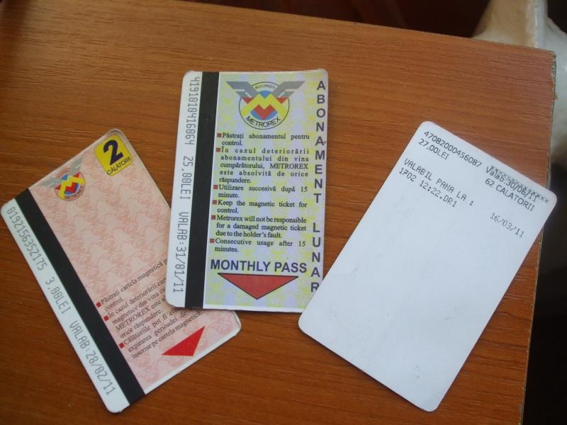 billets de RATB,   abonamemts-métro en Roumanie -des infos Dscf6010