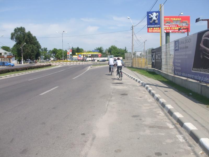vélo - à vélo près de Bucarest, à la fin de printemps Dscf6123