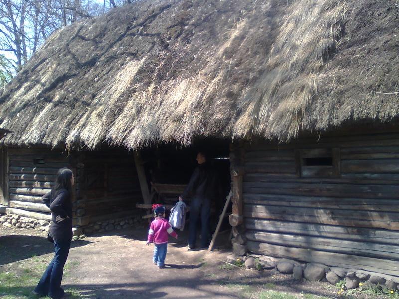 Le musee du village de Bucarest Imagin40