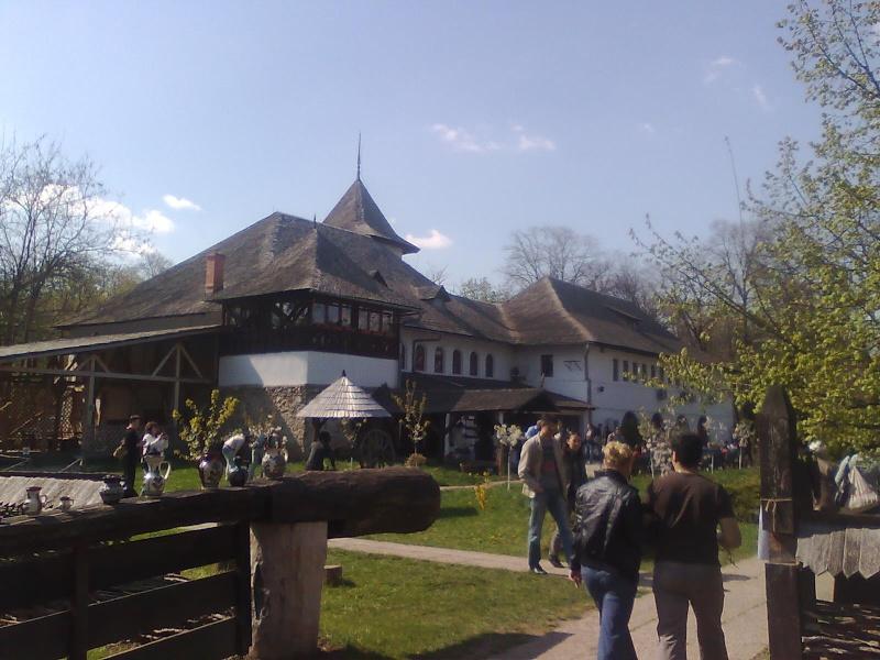 Le musee du village de Bucarest Imagin58