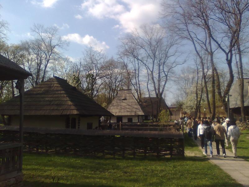 Le musee du village de Bucarest Imagin75