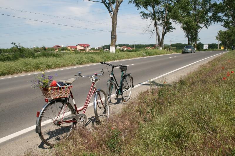 vélo - à vélo près de Bucarest, à la fin de printemps Img_6011