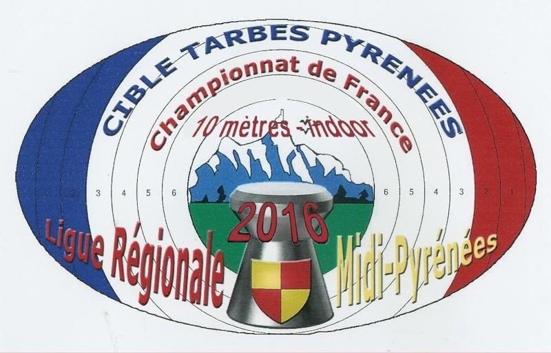 championnat de france indoor Tarbes  Ecusso11