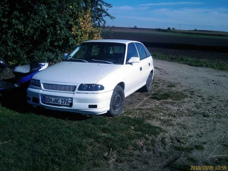 Opel Astra f Umbau 13024610