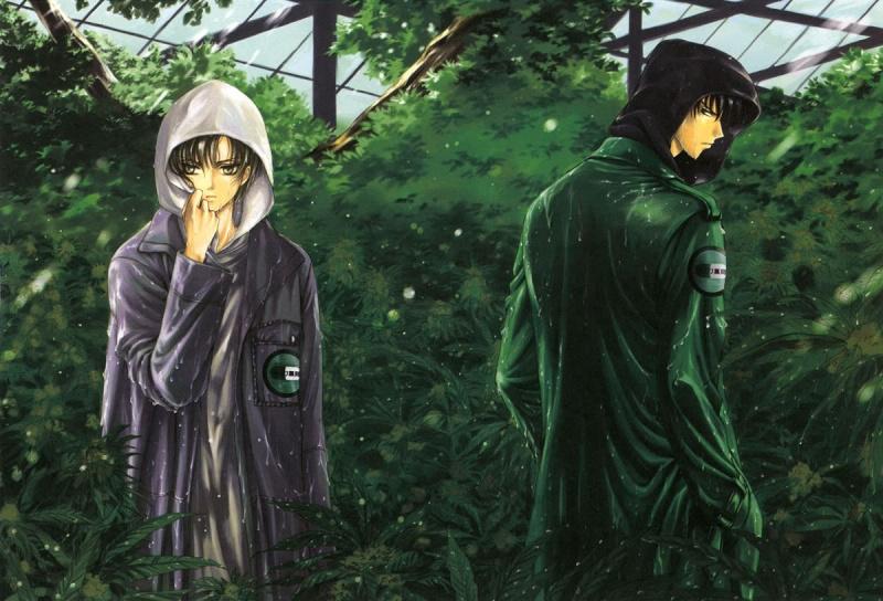 Les plus beaux garçons de mangas! - Page 2 Kazaha14