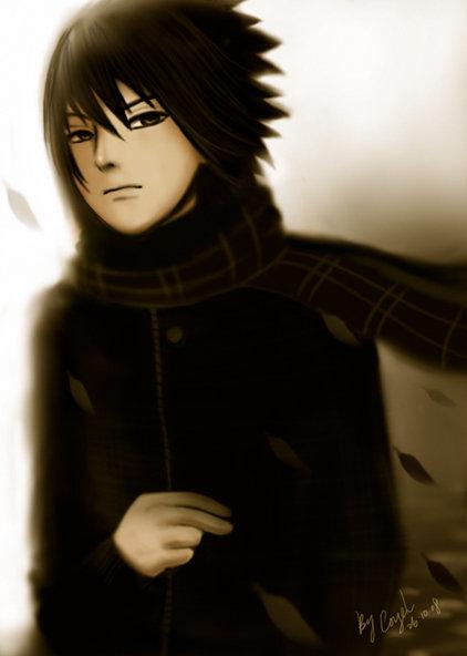 Les plus beaux garçons de mangas! - Page 2 Sasuke10