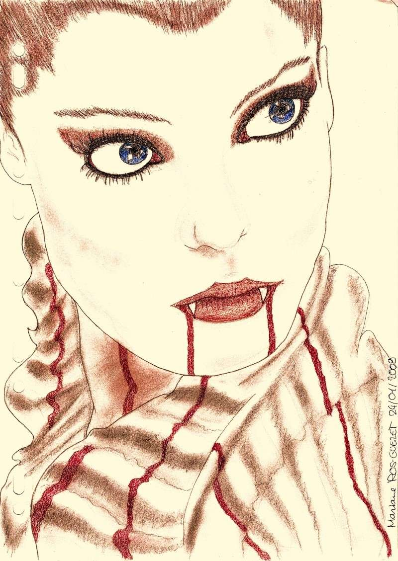 Dessins :D Vampir10