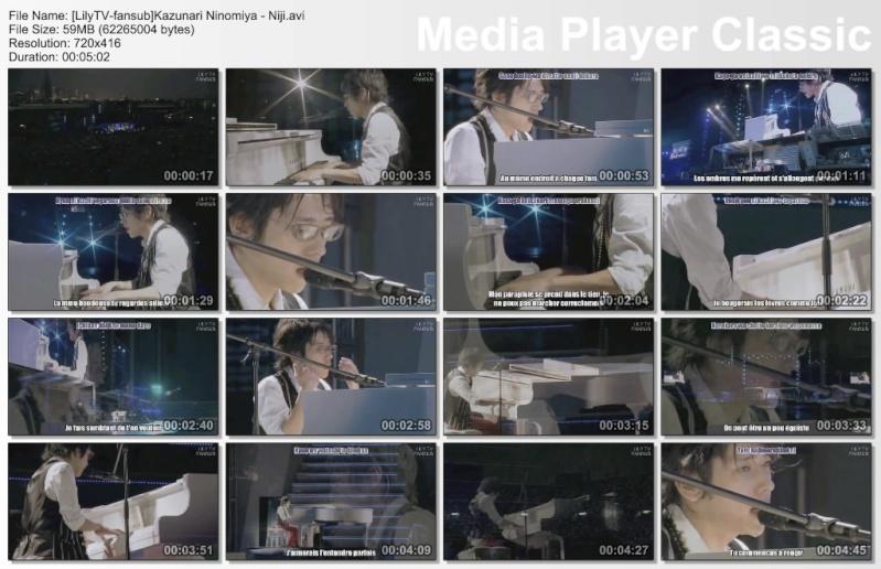 Kazunari Ninomiya - Niji Lilytv11