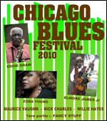 Chicago Blues Festival + Fancy Stuff 17780816