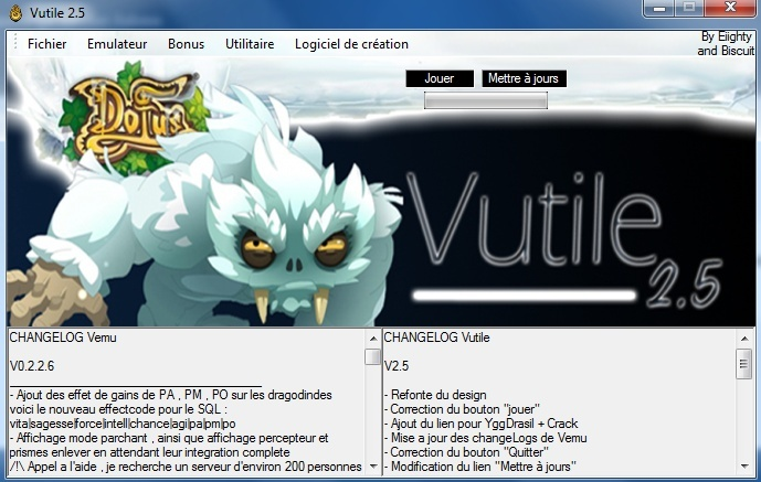 Vutile 2.5 Vutile10