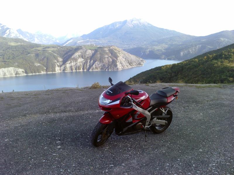 Une petite vieille dans les Hautes Alpes !!! P0710110