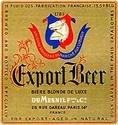 Export Beer Biere010