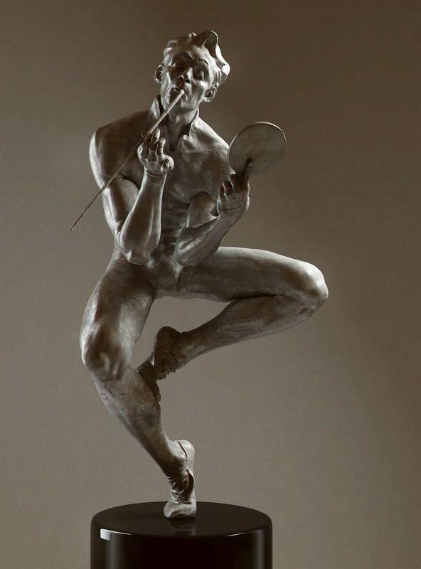 Oeuvre d'art Statue10