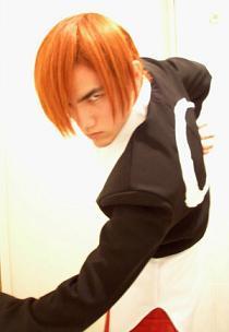 cosplay de kof Iori_c11